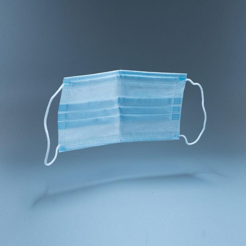 einweg schutzmaske rückseite